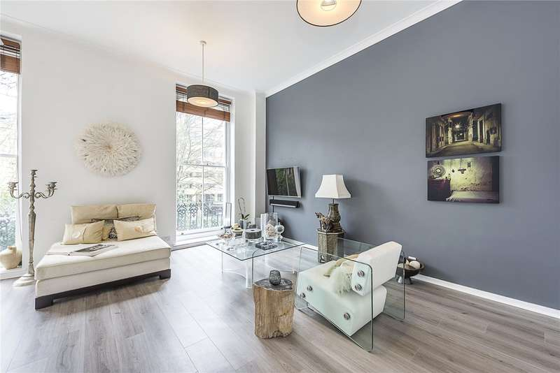 1 Bedroom Flat for sale in Porchester Square, Bayswater, London, W2