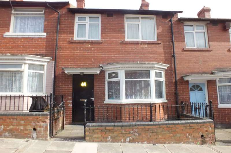 3 Bedrooms Property for sale in Ladykirk Road, Newcastle Upon Tyne, NE4