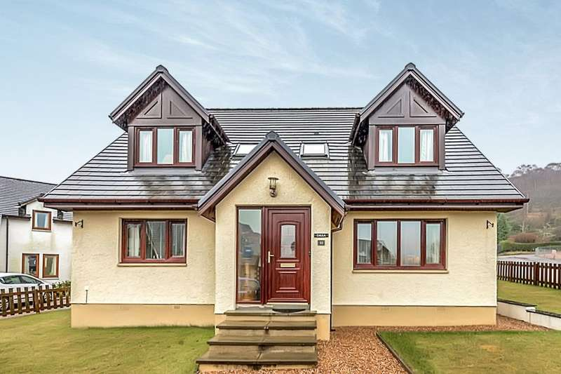 4 Bedrooms Detached House for sale in Tynribbie Place Tynribbie, Appin, PA38