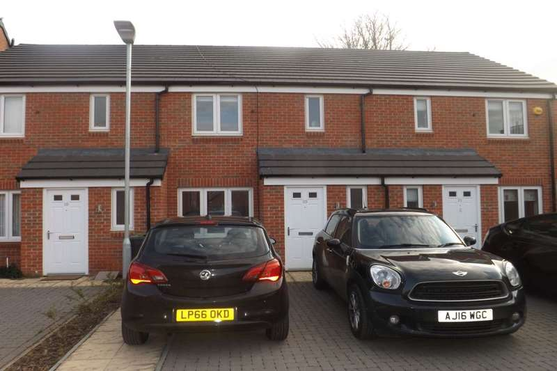3 Bedrooms Property for sale in Guardian Way, Luton, LU1