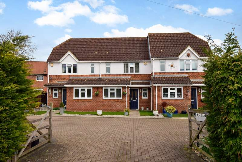 4 Bedrooms Terraced House for sale in Gable Mews, Lent Green Lane, Burnham, SL1
