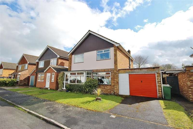 4 Bedrooms Detached House for sale in Paddock Close, Wantage, OX12