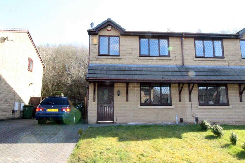 3 Bedrooms Semi Detached House for sale in Hypatia Street, Bolton