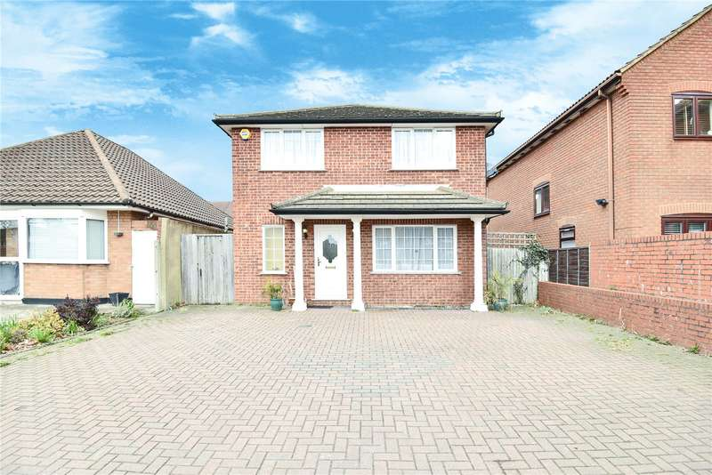 4 Bedrooms Detached House for sale in Uxbridge Road, Harrow, HA3