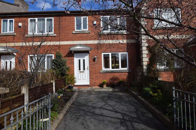 3 Bedrooms Terraced House for sale in Slatey Road, Oxton