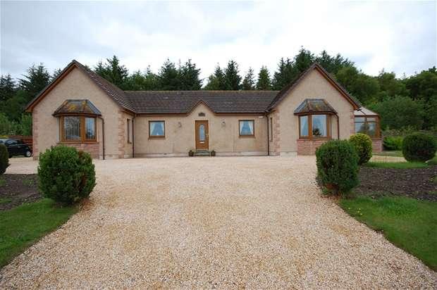 5 Bedrooms Detached Bungalow for sale in Hillside, Mosstowie, Elgin