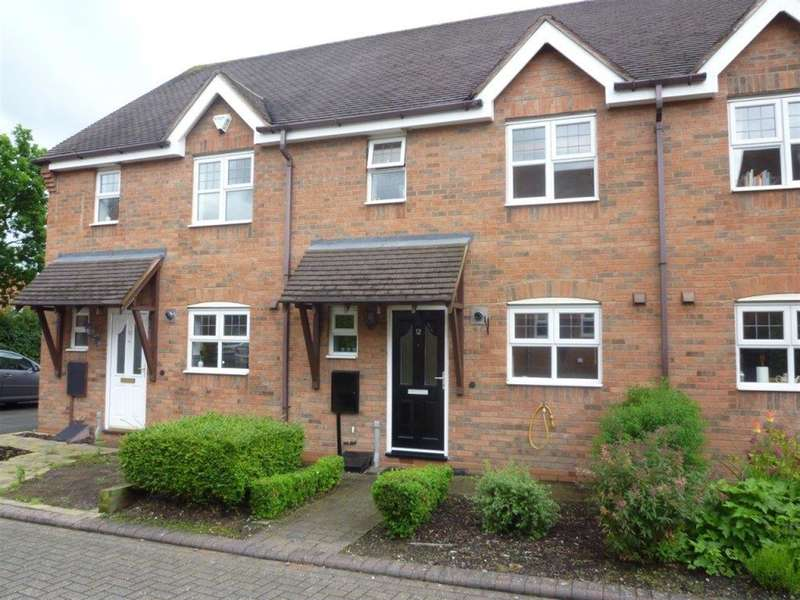 3 Bedrooms Terraced House for sale in Clay Pit Lane, Shirley, Solihull, B90 1SH