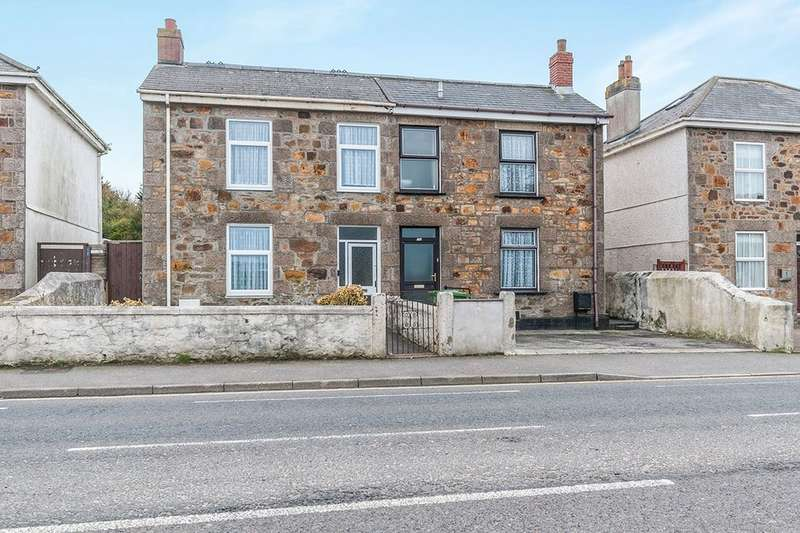 2 Bedrooms Semi Detached House for sale in Agar Road, Illogan Highway, Redruth, TR15