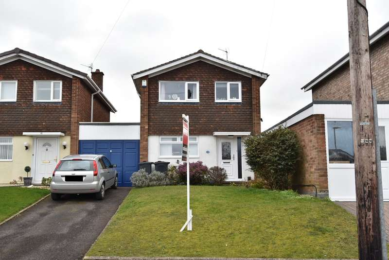 3 Bedrooms Link Detached House for sale in Burford Park Road, Kings Norton, Birmingham, B38