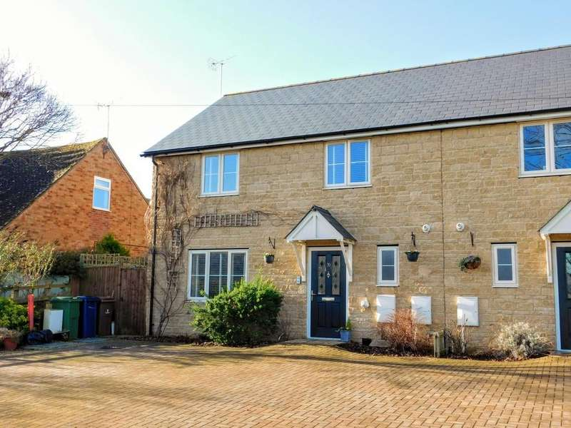 4 Bedrooms Semi Detached House for sale in Greet Road, Winchcombe