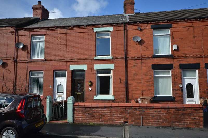 2 Bedrooms Terraced House for sale in Edge Street, Nutgrove, St. Helens