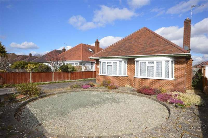 3 Bedrooms Detached Bungalow for sale in Craigmoor Avenue, Bournemouth, Dorset, BH8