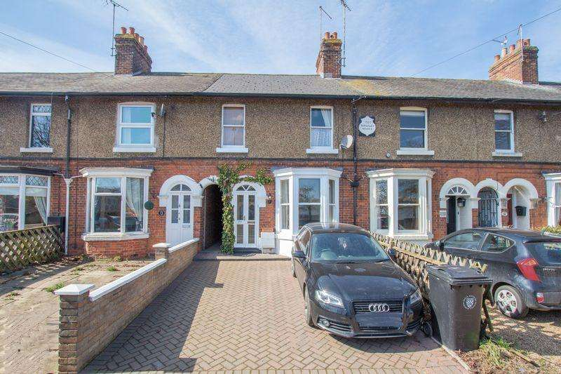 2 Bedrooms Terraced House for sale in Ryhall Road, Stamford