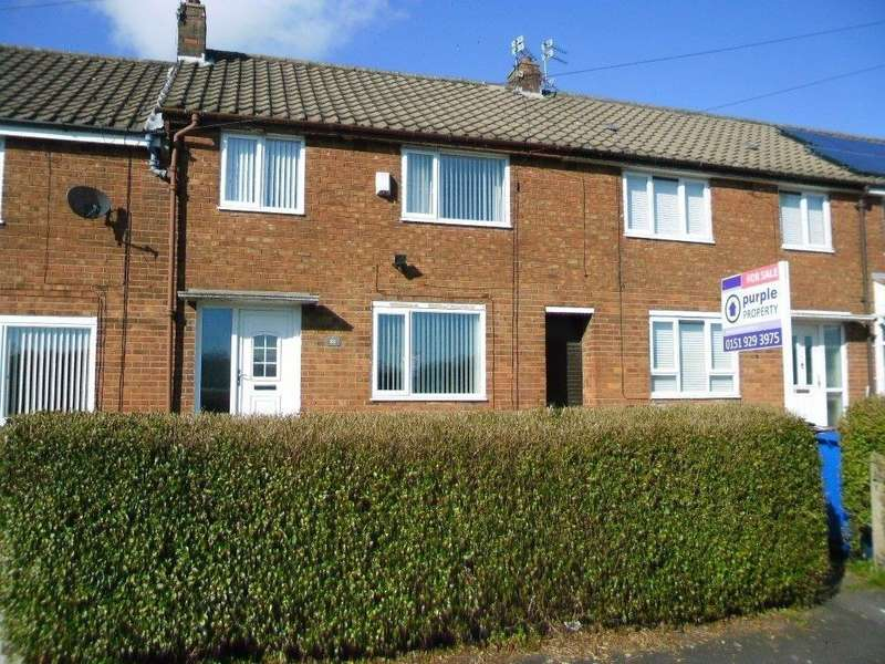 3 Bedrooms Town House for sale in Homefarm Road, Knowsley Village