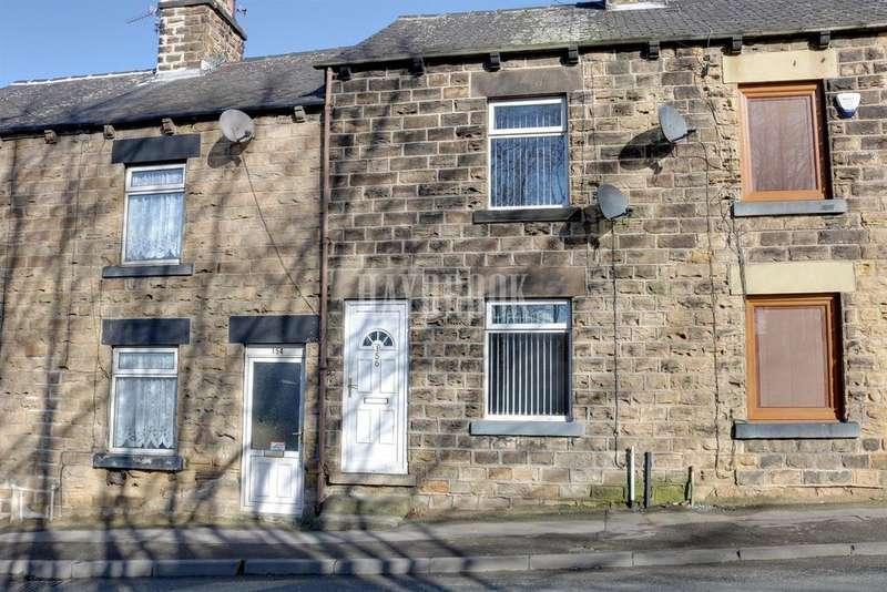2 Bedrooms Terraced House for sale in Burton Road, Monk Bretton