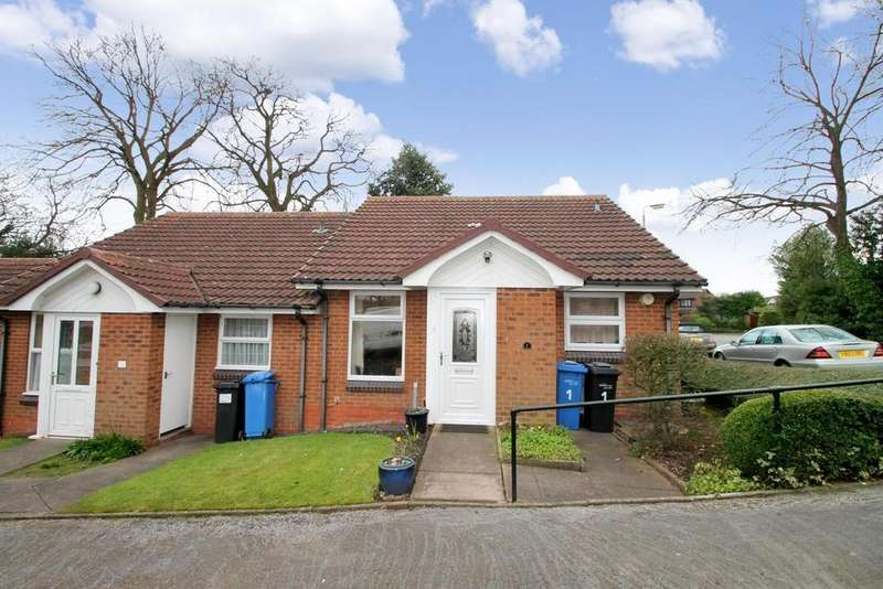 2 Bedrooms Bungalow for sale in Maryvale Court, Lichfield