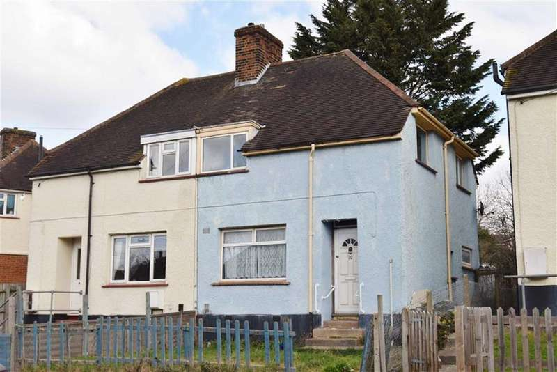 3 Bedrooms Semi Detached House for sale in Hart Dyke Road, BR8