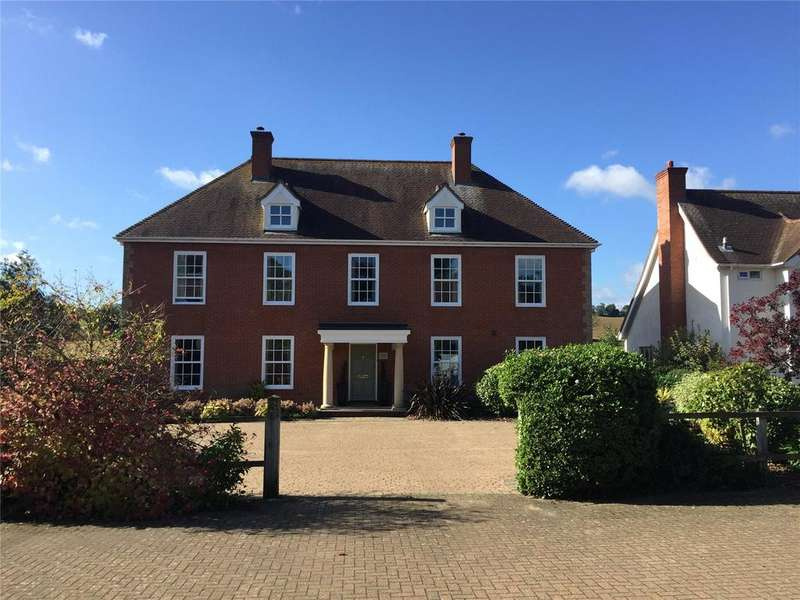 5 Bedrooms Unique Property for sale in The Cedars, Offton, Ipswich, IP8