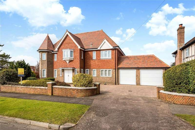 5 Bedrooms Detached House for sale in Chalmers Road, Banstead, Surrey, SM7