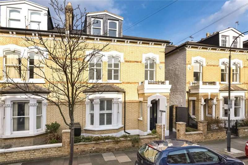 5 Bedrooms Semi Detached House for sale in Lilyville Road, London, SW6