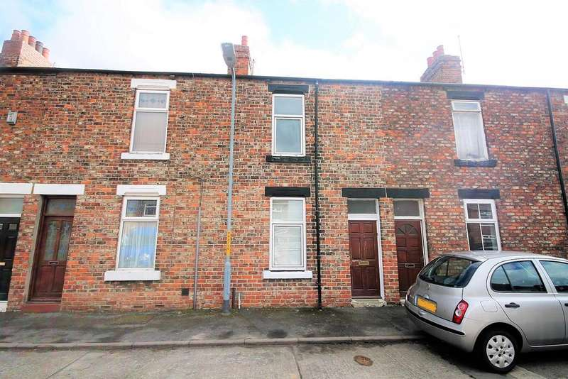 2 Bedrooms Terraced House for sale in Newlands Road, Eaglescliffe, Stockton-On-Tees