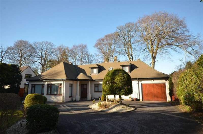 5 Bedrooms Detached Bungalow for sale in 88 Midton Road, Ayr, KA7 2TP