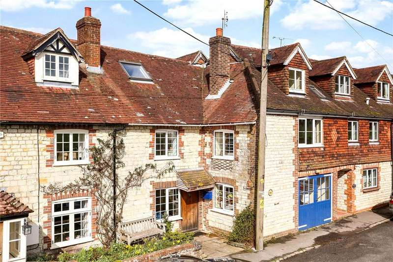 4 Bedrooms Terraced House for sale in North Lane, South Harting, Petersfield, GU31