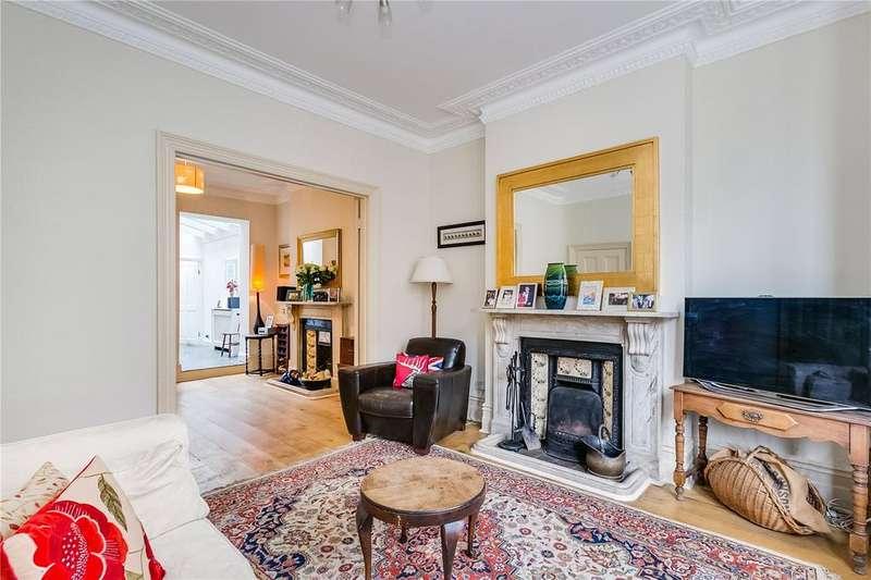 5 Bedrooms Terraced House for sale in Garfield Road, Battersea, London