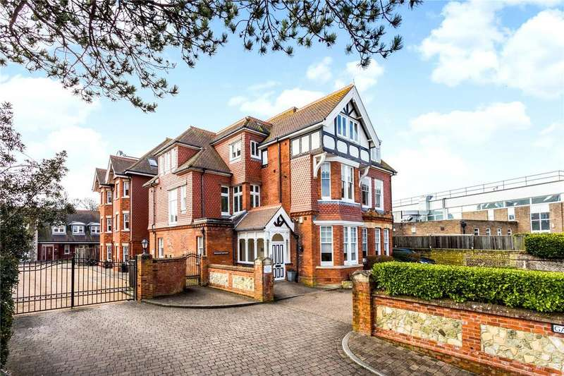 2 Bedrooms Flat for sale in Sunnymead, Gaudick Place, Meads, Eastbourne, East Sussex, BN20