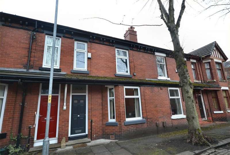 3 Bedrooms Terraced House for sale in Redcar Avenue, West Didsbury