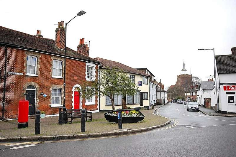 2 Bedrooms Cottage House for sale in Church Street, Maldon, Essex, CM9