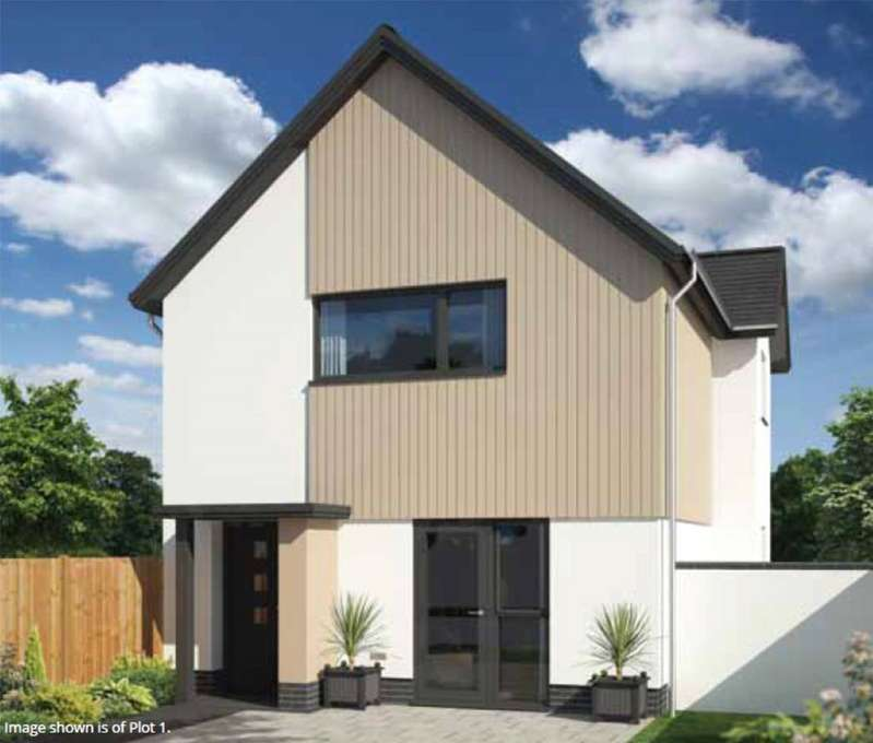 3 Bedrooms Detached House for sale in Pavilion View, Pebbleridge Road