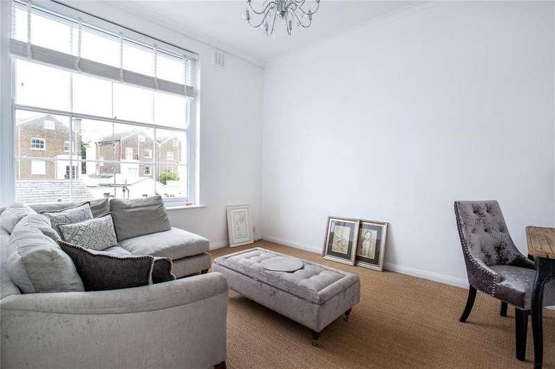1 Bedroom Flat for sale in Regents Park Road, Primrose Hill, London, NW1
