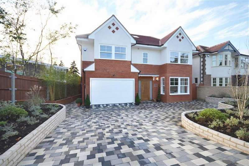 6 Bedrooms House for sale in Park Road, New Barnet, Hertfordshire