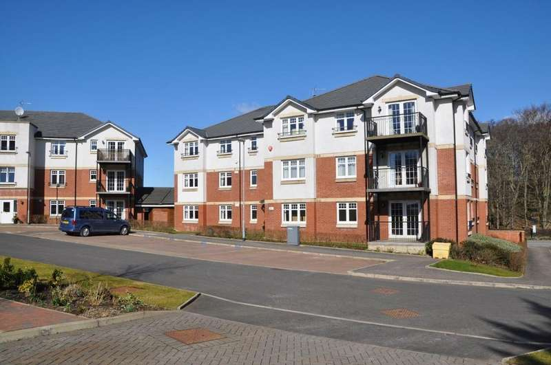 2 Bedrooms Apartment Flat for sale in 2 Capelrig Gardens, Newton Mearns , Glasgow , G77