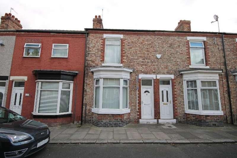2 Bedrooms Terraced House for sale in Stanley Street, Norton