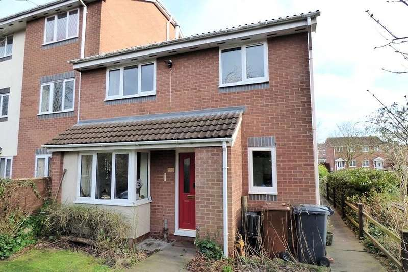 2 Bedrooms Town House for sale in The Carousels, Burton-on-Trent