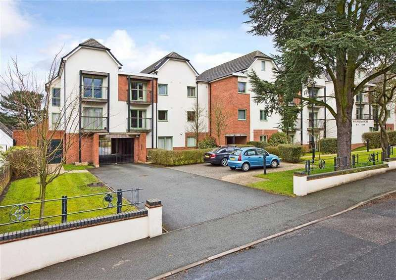 3 Bedrooms Apartment Flat for sale in 8 Magnolia Court, Muchall Road, Penn, Wolverhampton, West Midlands, WV4
