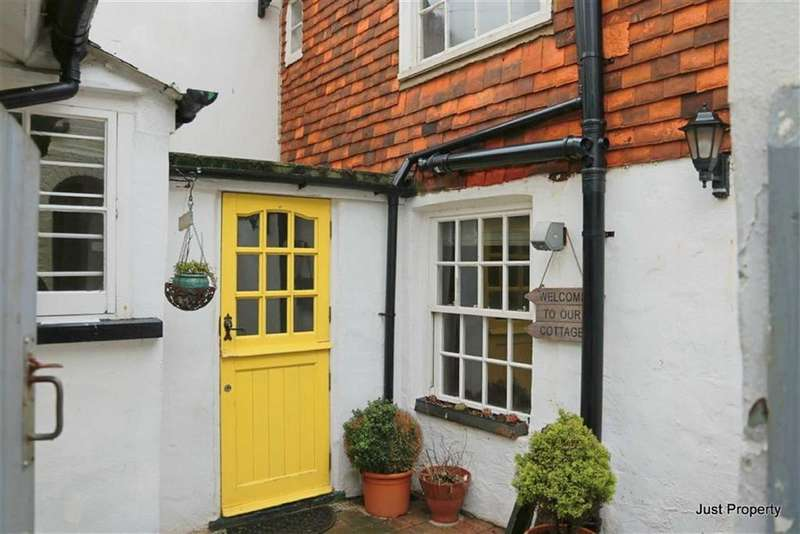 1 Bedroom Cottage House for sale in Courthouse Street, Hastings