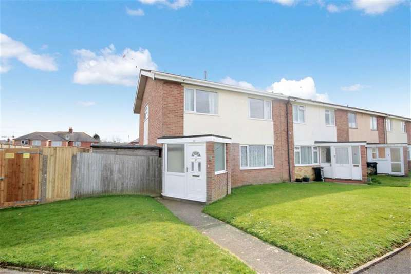 4 Bedrooms End Of Terrace House for sale in Wroughton
