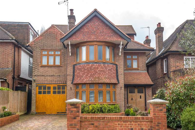 6 Bedrooms Detached House for sale in Bancroft Avenue, East Finchley, London, N2