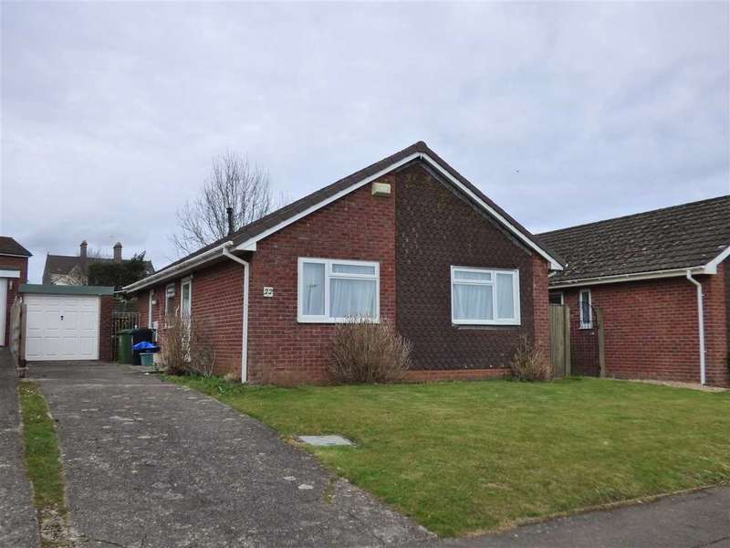 3 Bedrooms Detached Bungalow for sale in Bigstone Grove, Tutshill, Chepstow