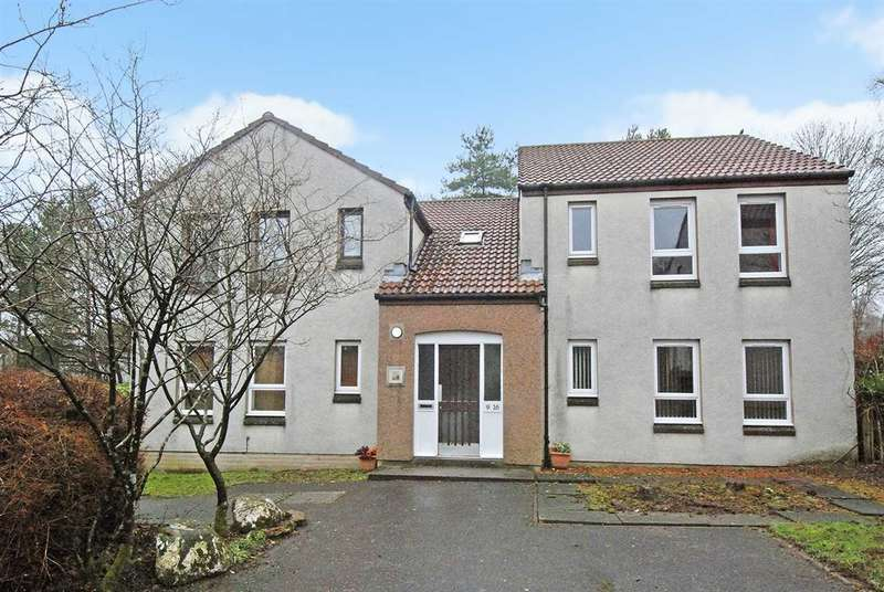 1 Bedroom Apartment Flat for sale in Floors Court, Glenrothes
