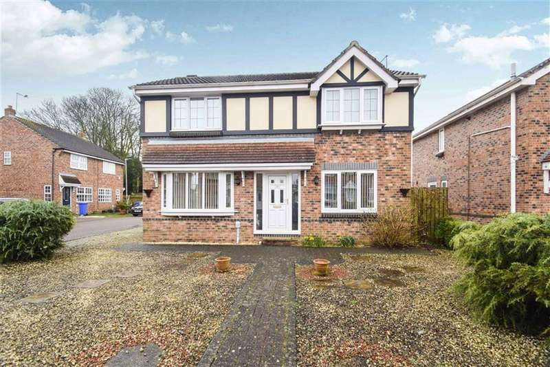 3 Bedrooms Detached House for sale in St Peters View, Bilton