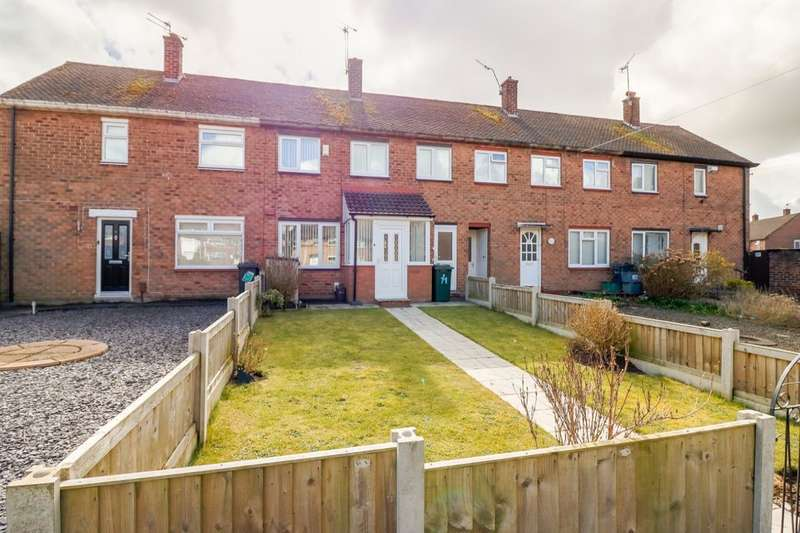 3 Bedrooms Terraced House for sale in Rossmore Road West, Ellesmere Port, CH66