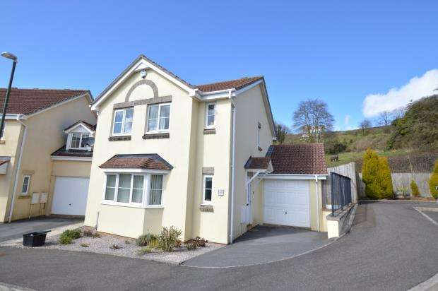 3 Bedrooms Detached House for sale in Martinique Grove, Torquay, Devon