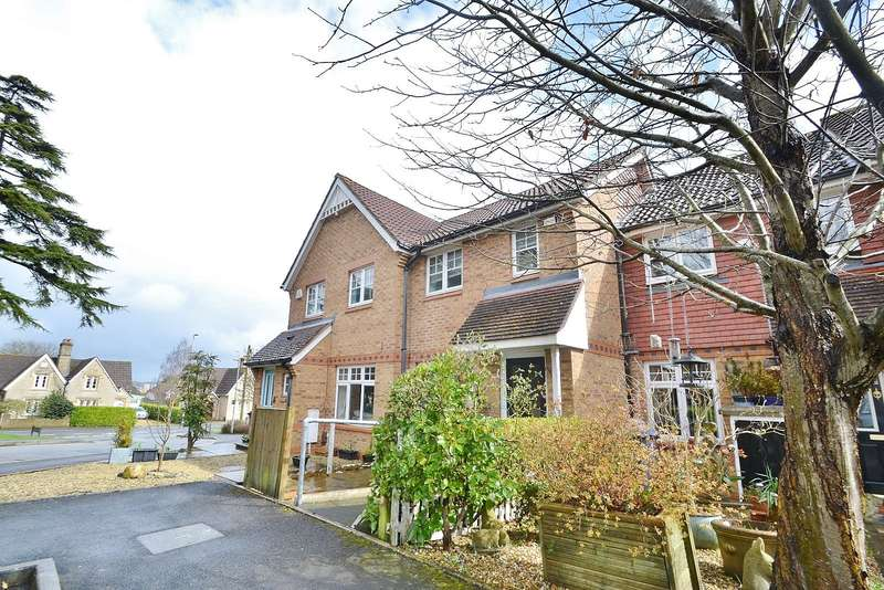2 Bedrooms Terraced House for sale in Hamworthy