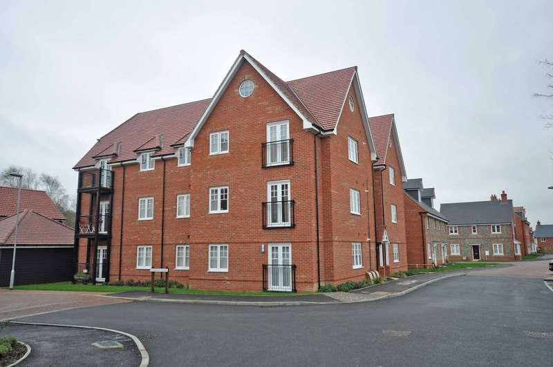 1 Bedroom Apartment Flat for sale in Westrop Drive, Sible Hedingham, Halstead, CO9