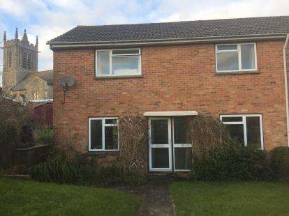 3 Bedrooms Semi Detached House for sale in Bourton, Gillingham, Dorset