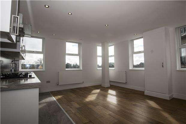 2 Bedrooms Flat for sale in HORLEY, RH6